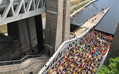 Ten things you need to know about this year's Lock 'n Paddle